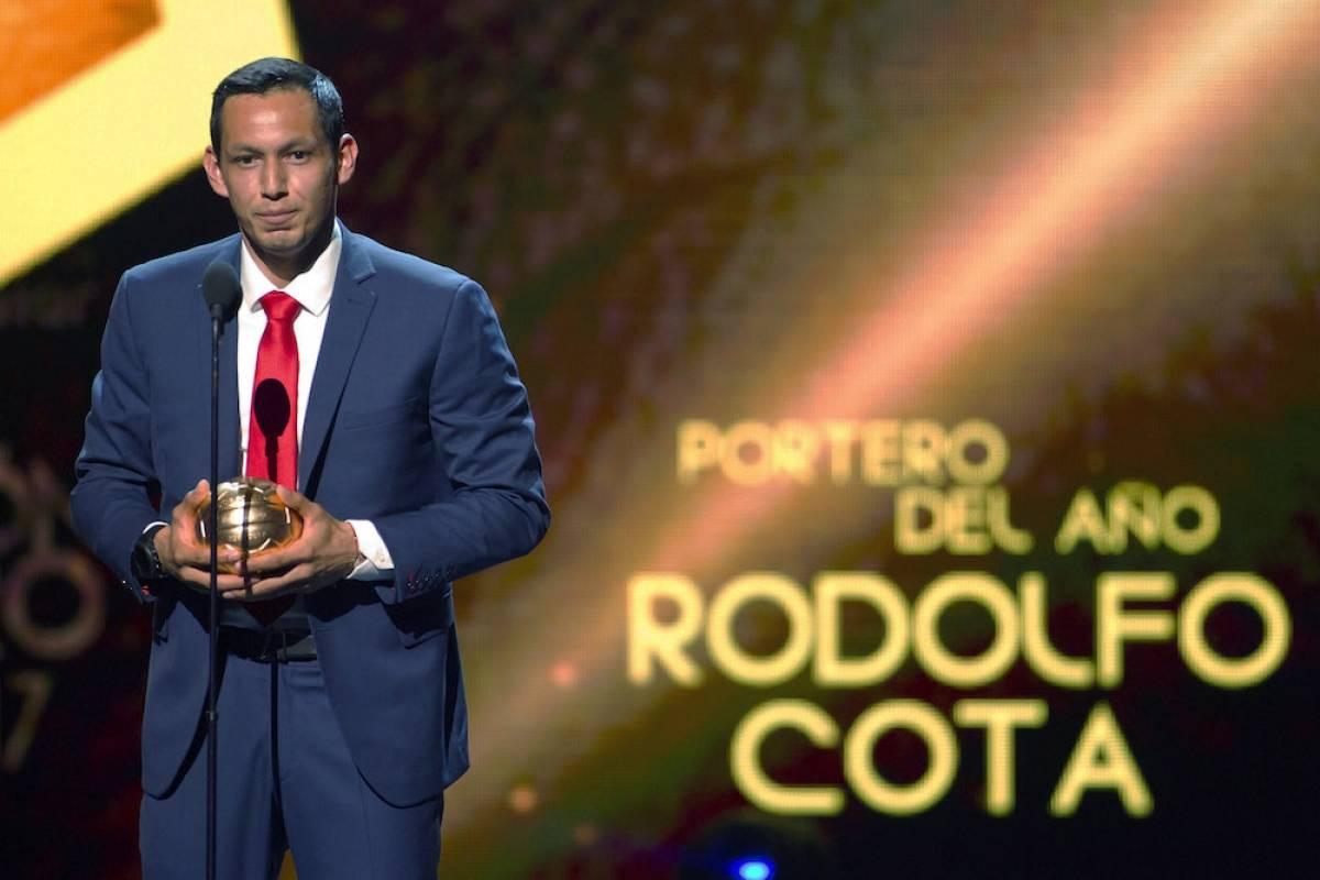 Mejor Portero: Rodolfo Cota / Mexsport