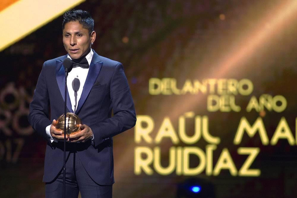 Delantero del Año: Raúl Ruidiaz / Mexsport