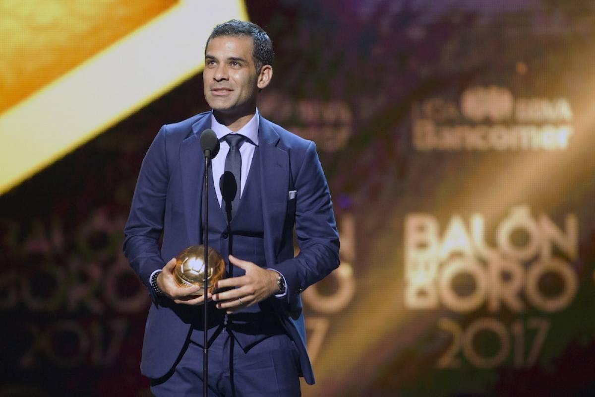 Premio a la Responsabilidad Social: Rafael Márquez / Mexsport