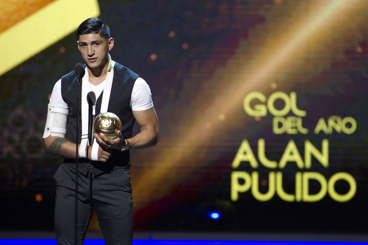Gol del Año: Alan Pulido / Mexsport
