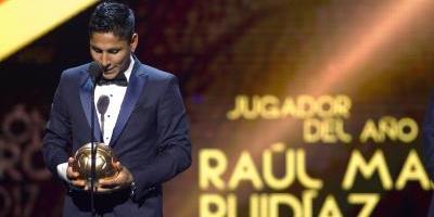Raúl Ruidiaz