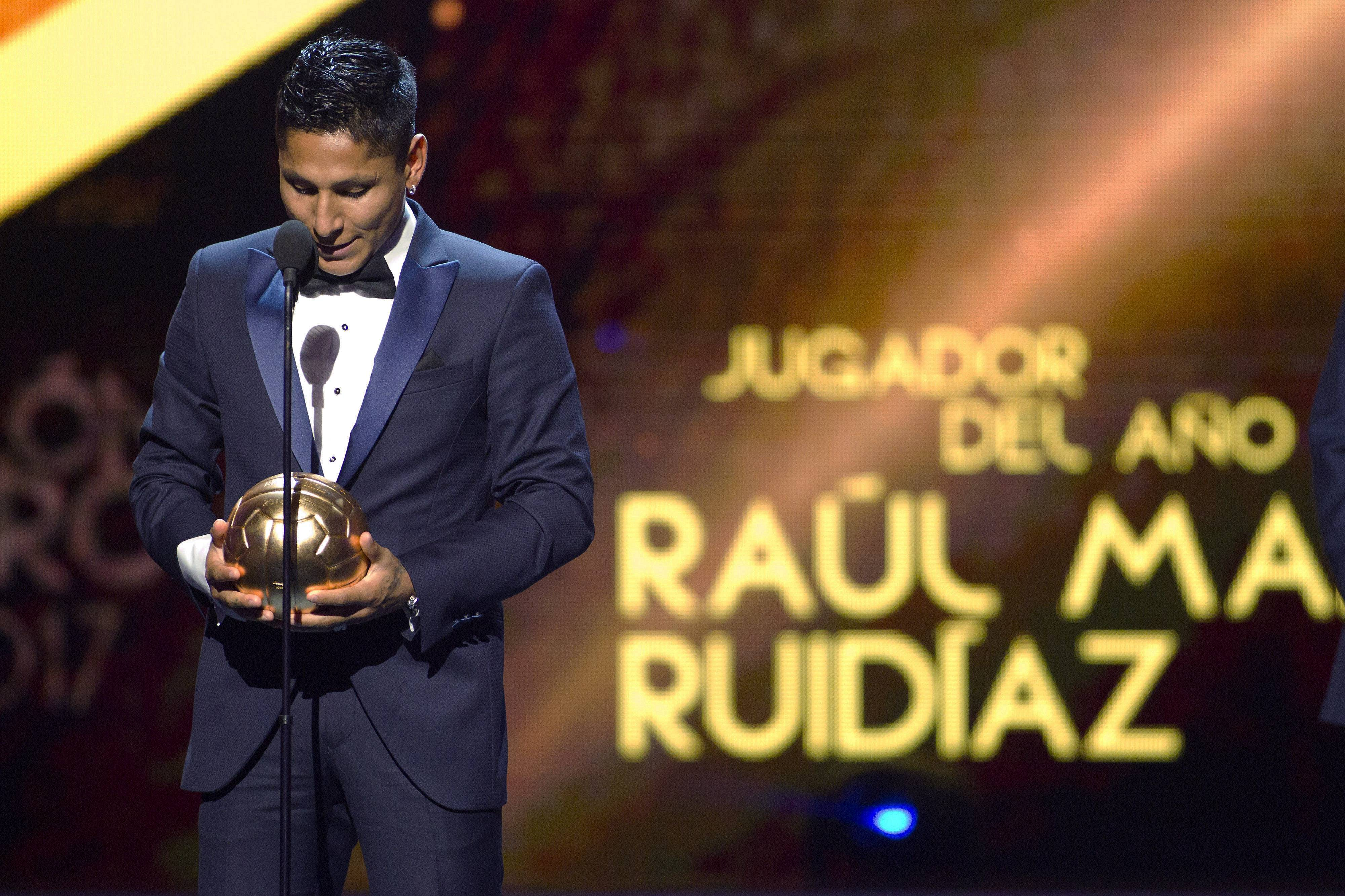 Jugador del Año: Raúl Ruidiaz / Mexsport