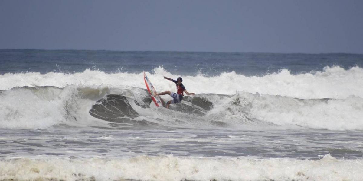 VIDEO: Así se vivió el segundo día del Surf Open Acapulco 2017