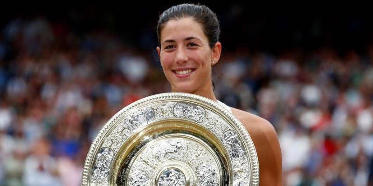 Nueva reina: Garbiñe Muguruza derrotó a Venus Williams y se quedó con el título de Wimbledon