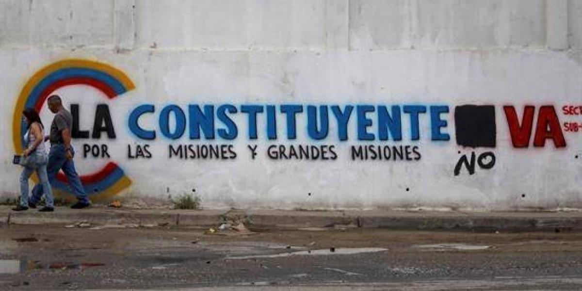 Lo que debes saber sobre el plebiscito que convoca la oposición venezolana contra Maduro y la Constituyente