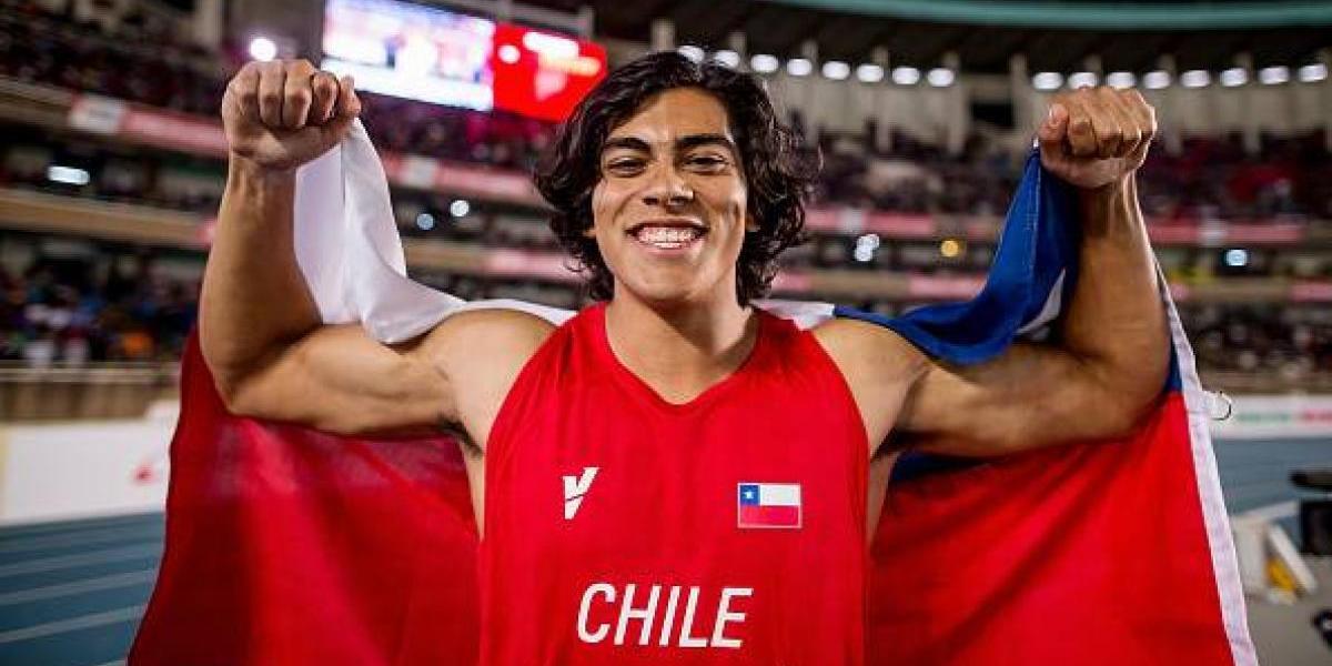 Tenemos un campeón mundial: Claudio Romero se impuso en cita planetaria de Atletismo Sub 18