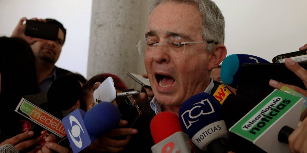 Flip rechaza señalamientos de Uribe contra Daniel Samper Ospina