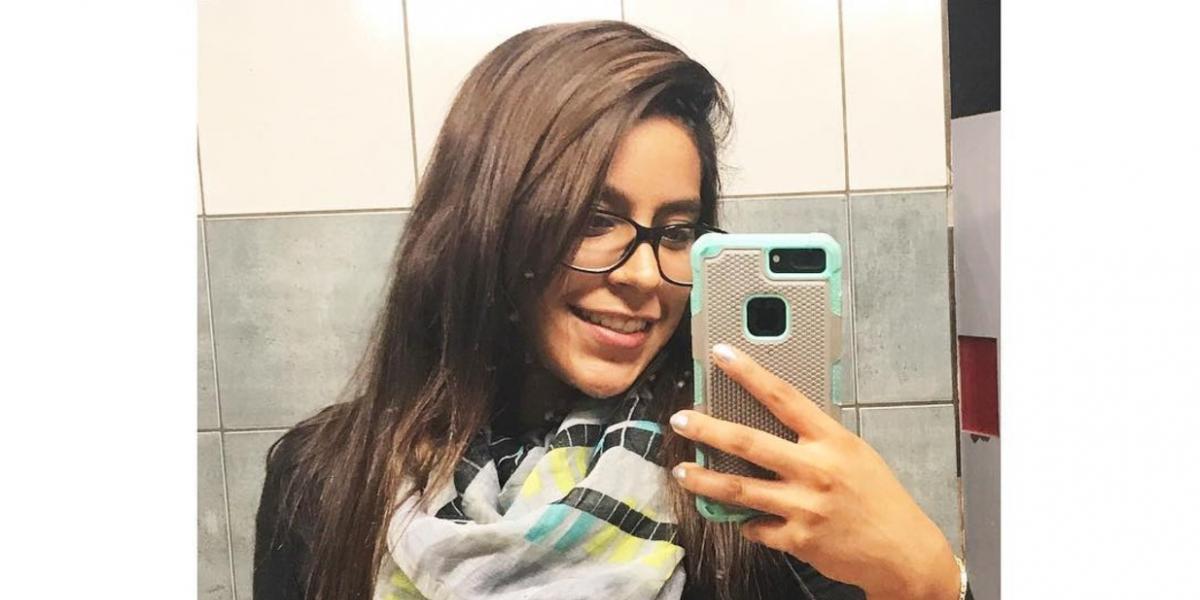 """Ana Sofía Gómez enamora y anima a sus fans desde el """"Call Center"""""""