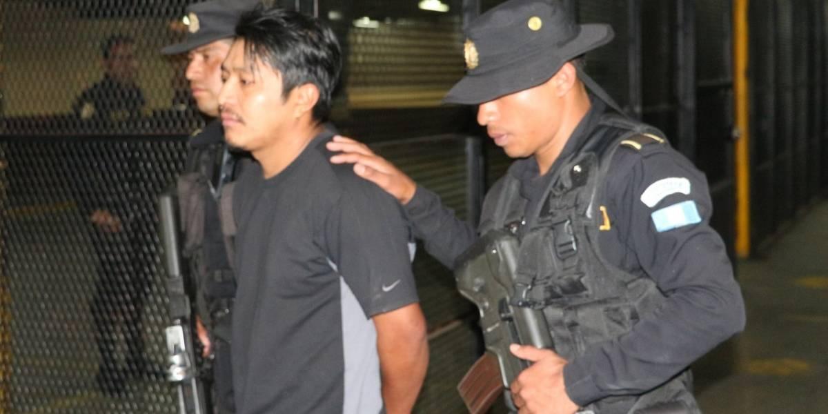 """Familiares de """"pandillero"""" trataron de impedir su captura"""