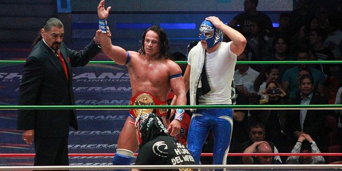 Volador Jr. se proclama Campeón Universal tras vencer al Último Guerrero