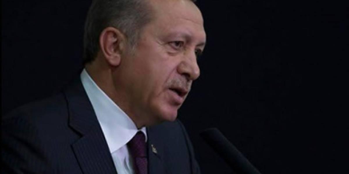 Presidente turco promete