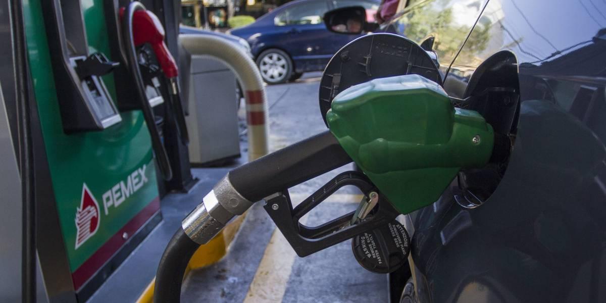 Pemex revira a Amegas; niega aumento brusco a gasolinas