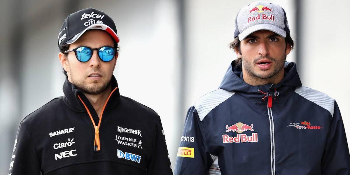 """""""Checo"""" saldrá sexto; Hamilton gana la pole para el GP de Silverstone"""
