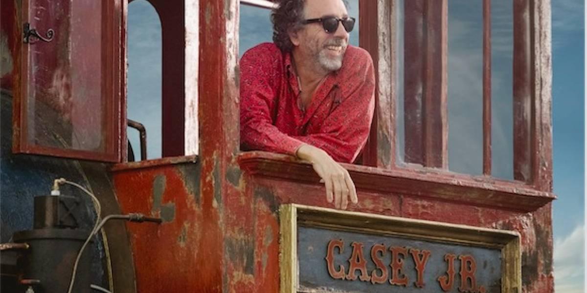 Tim Burton dirigirá la película de acción real de