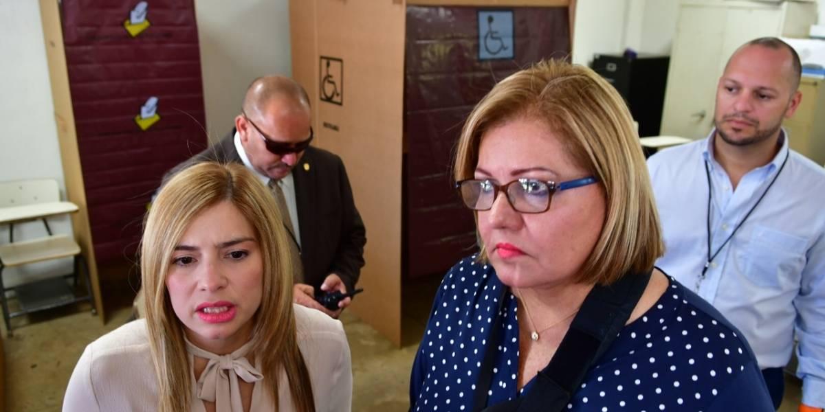 Norma Burgos celebra nueva decisión sobre escrutinio general