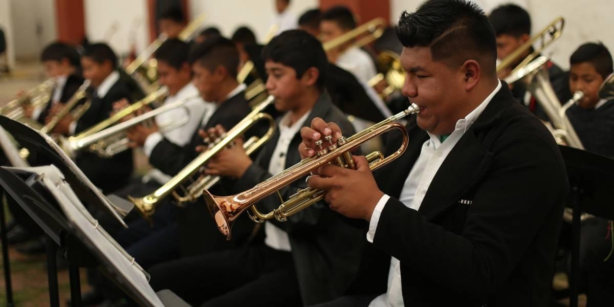 15 mil músicos de todo el país contarán con Seguro Social a partir del 17 de julio