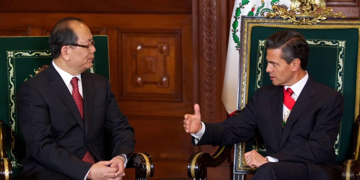 Relación China-México está en su mejor momento: Qui Xiaqi