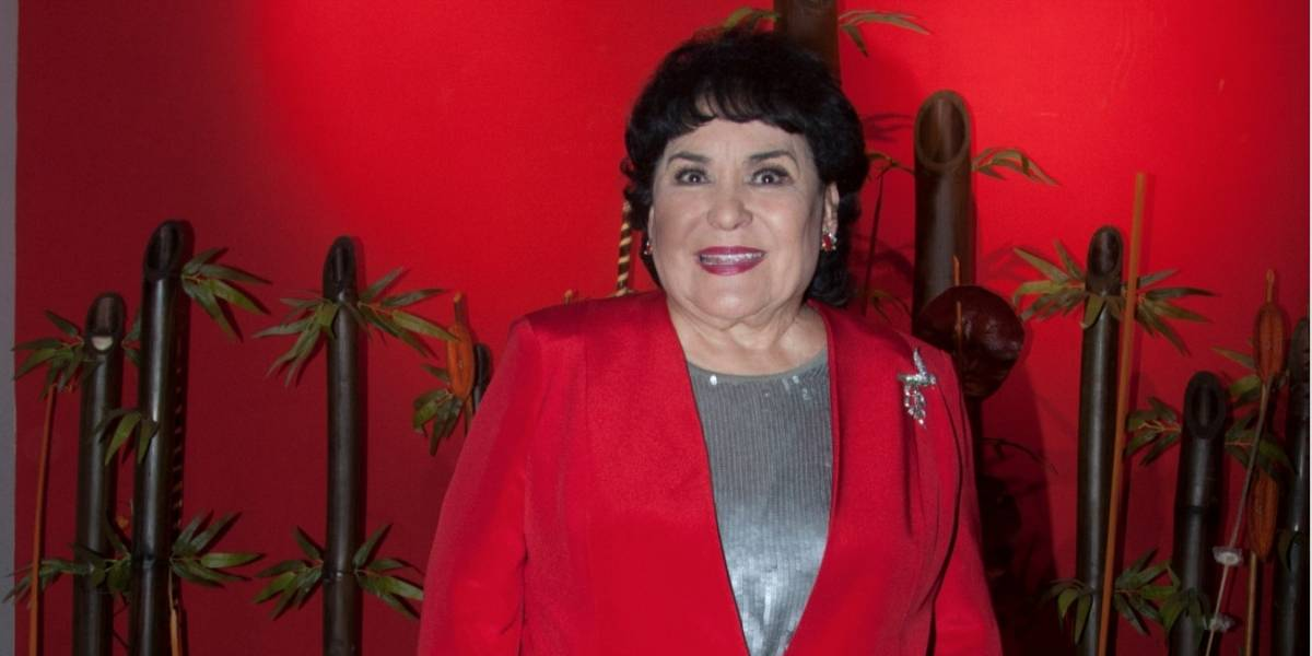 Televisa quiere serie sobre vida de Carmen Salinas