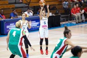 Puerto Rico pierde frente a México en Centrobasket Femenino