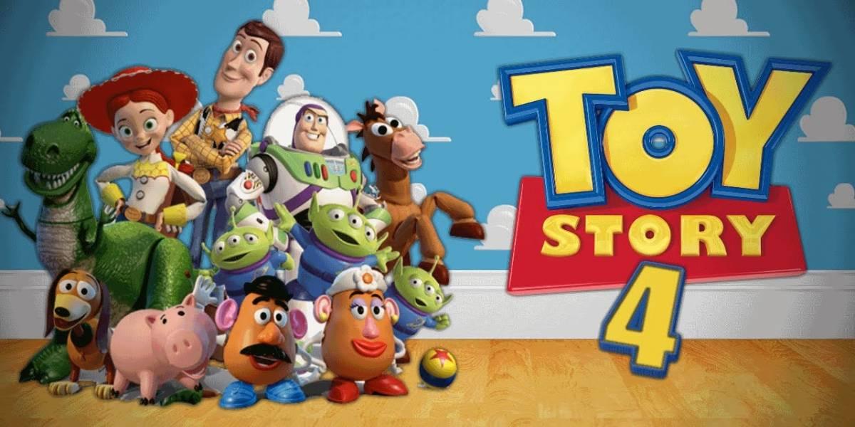 John Lasseter deja la dirección de 'Toy story 4'