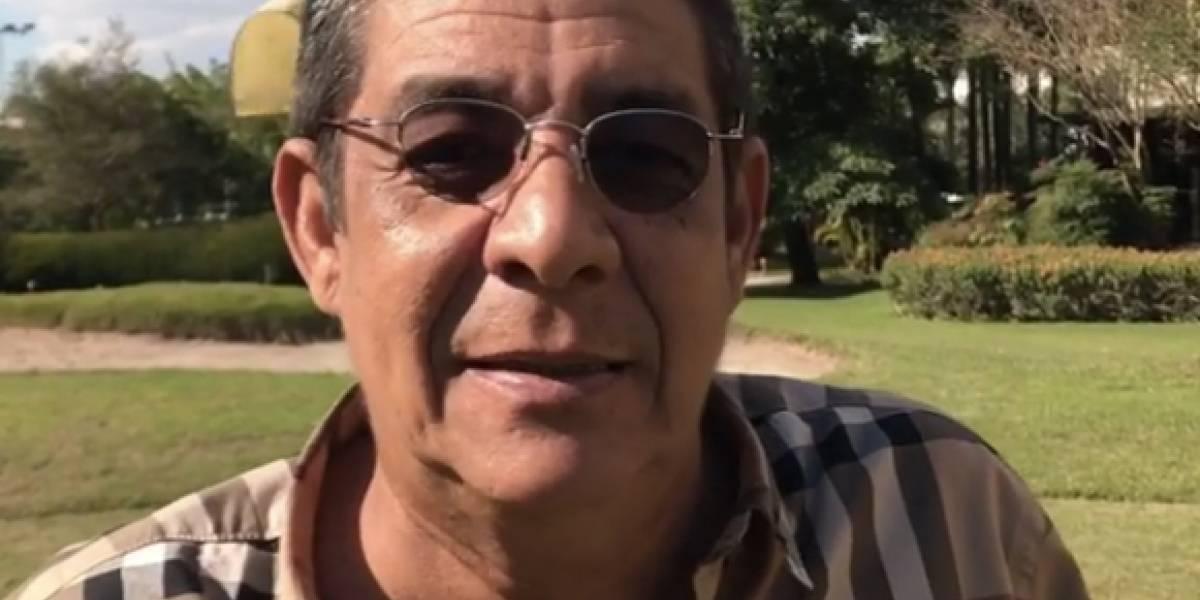 Zeca Pagodinho fará live de Dia dos Pais para 'família do samba'