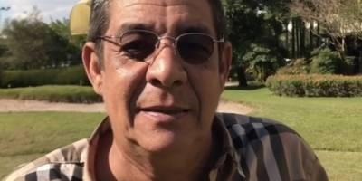 Cantor Zeca Pagodinho deixa hospital e mantém agenda de shows