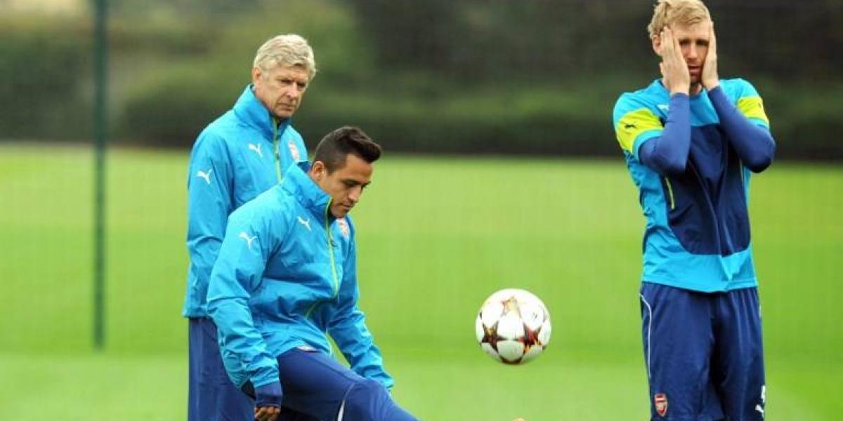 "Referente del Arsenal advierte a Alexis: ""Necesita tomarse un descanso"""