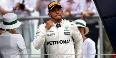 Hamilton se adjudicó el GP de Gran Bretaña y estrechó la lucha por el título mundial con Vettel