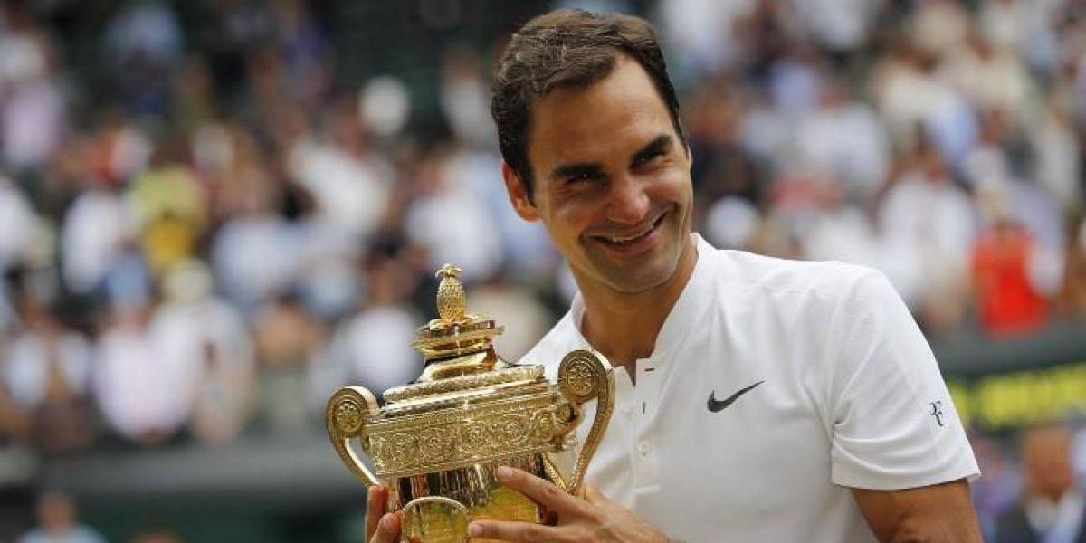 ¿Qué récords rompió Roger Federer con su nuevo título en Wimbledon?