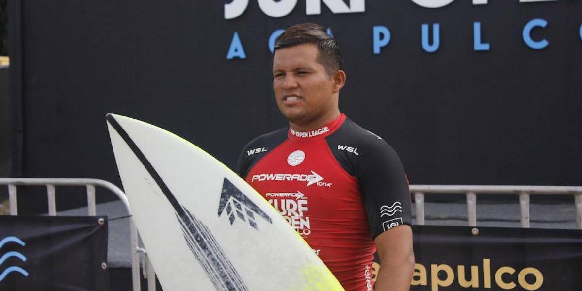 México queda eliminado del Surf Open Acapulco 2017