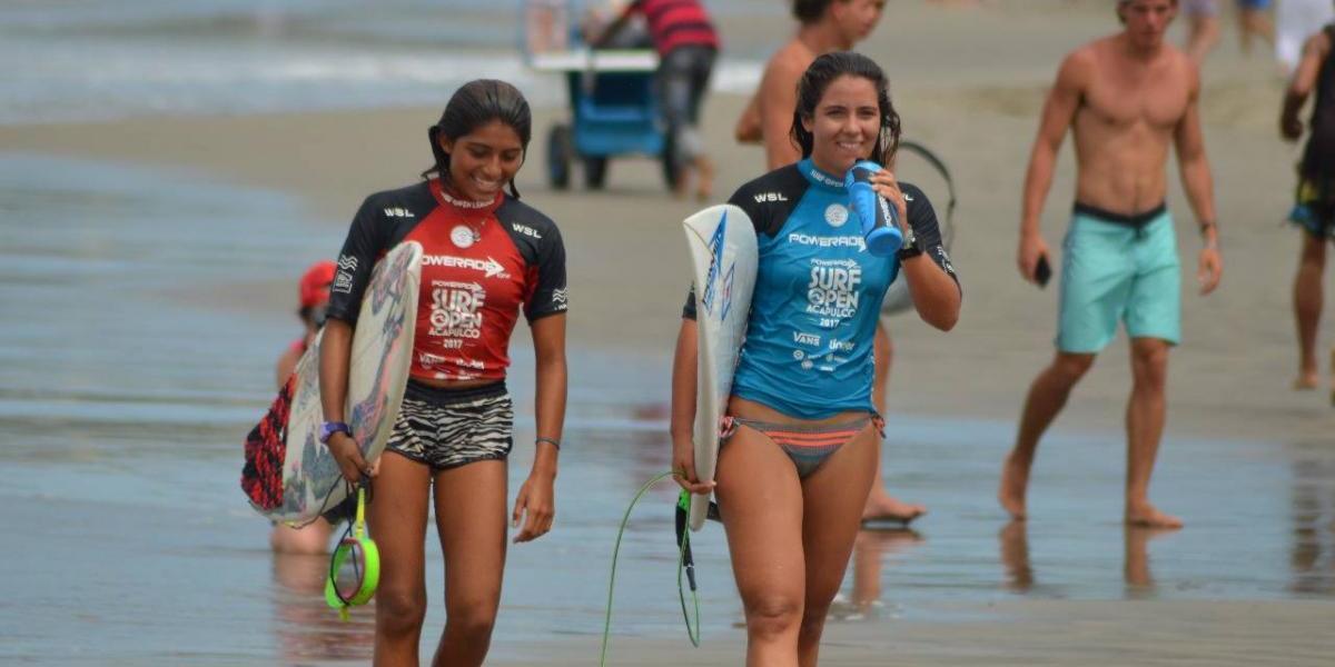 FOTOS: Así se vivió la clausura del Surf Open Acapulco 2017