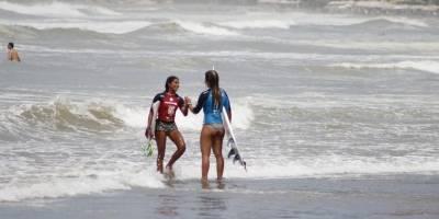 Así se vivió el tercer día del Surf Open Acapulco 2017