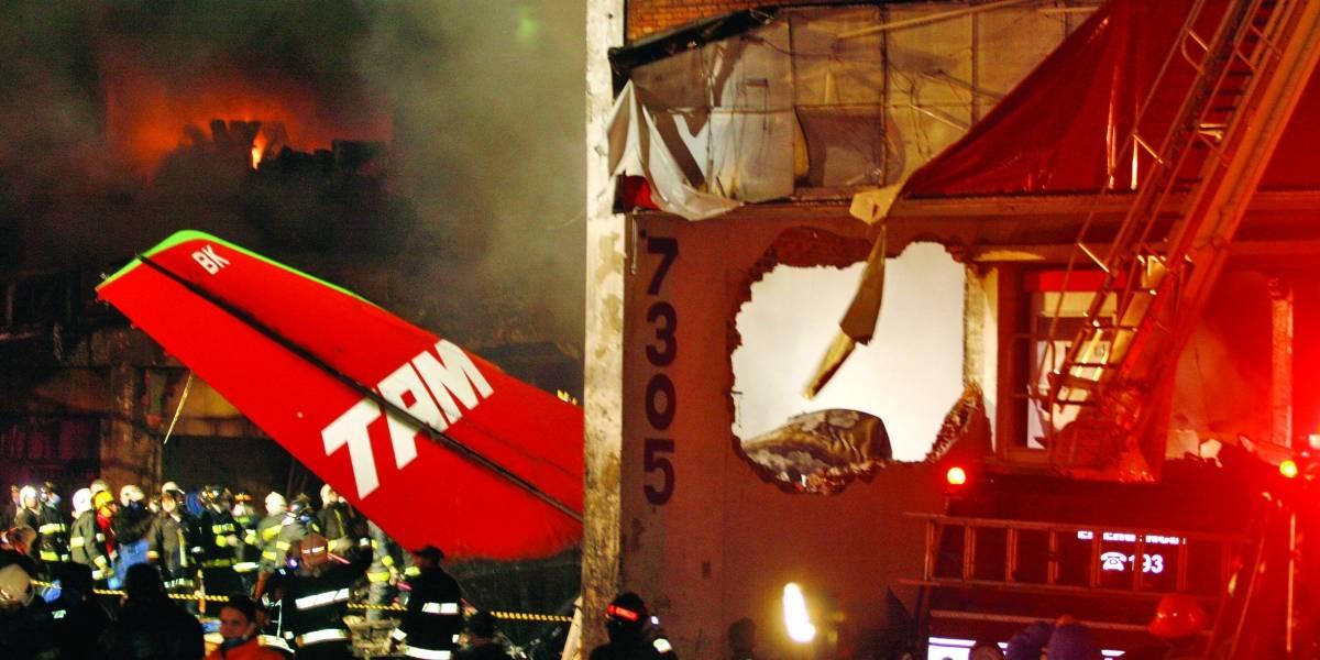 Acidente com o voo da TAM completa 10 anos e até agora ninguém foi preso