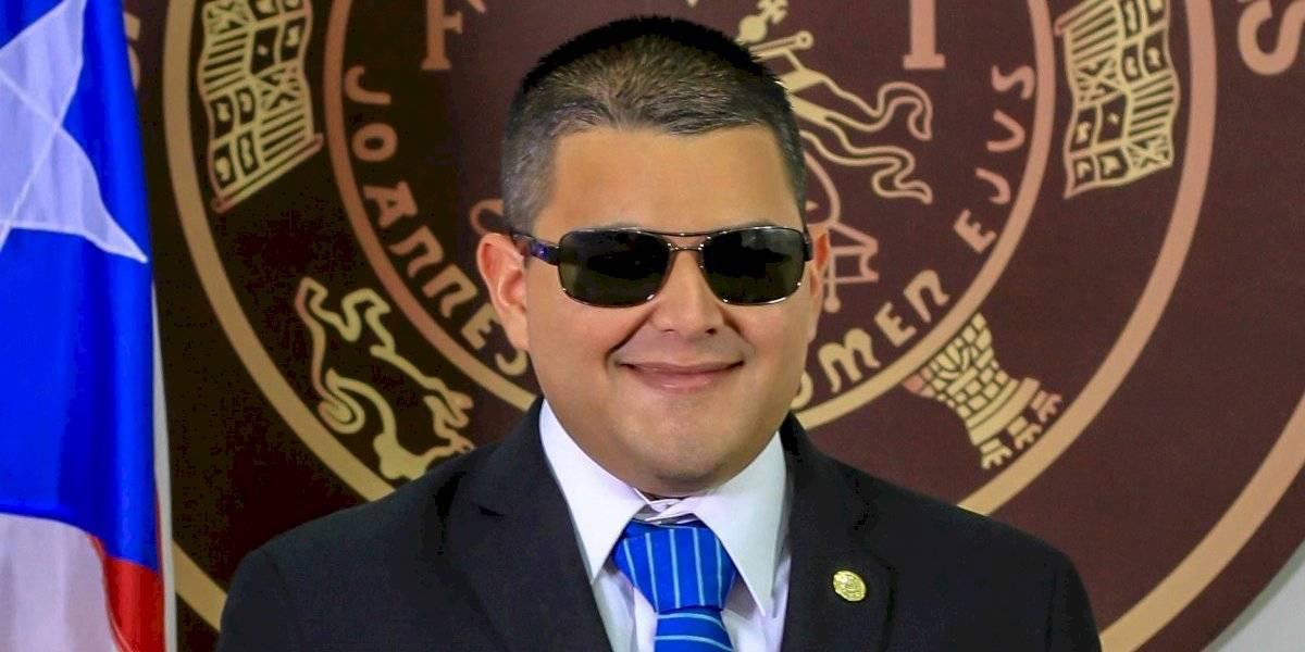 Néstor Alonso presenta su renuncia como representante en el nuevo cuatrienio