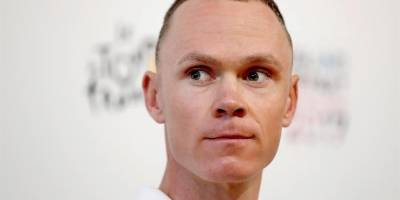 Chris Froome,