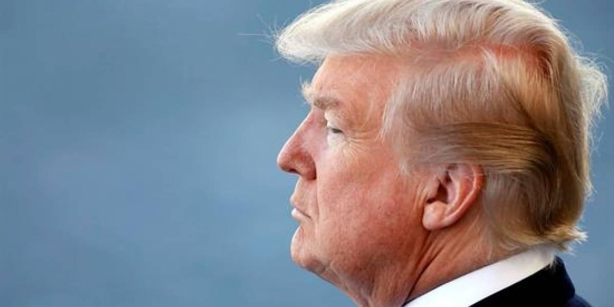 En caída libre: Trump bate récord de desaprobación