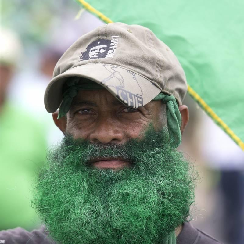 Marcha Verde 16 de julio