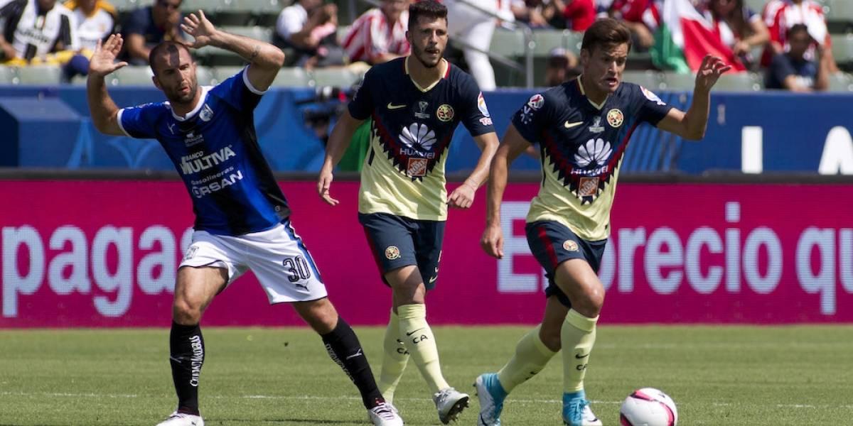 América cambia de horario el juego ante Querétaro de la J1 del Apertura 2017