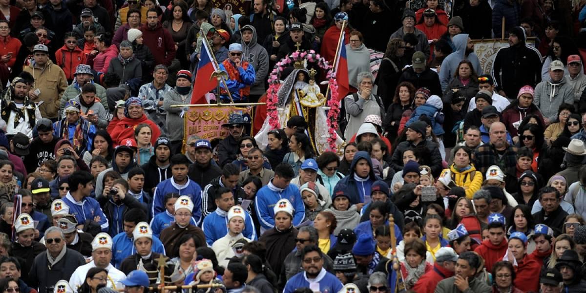 A frenar la Fiesta de La Tirana: Gobierno impone cordón sanitario de 15 días para impedir desplazamiento de fieles