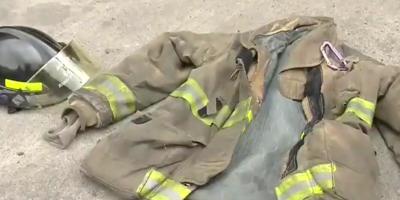 ¡Indignante! Los bomberos de Bogotá no cuentan con los equipos necesarios para atender incendios