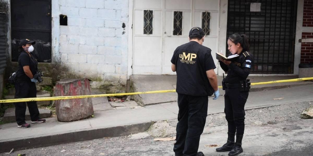 Por matar a su pareja, asesinan a mujer en la zona 18