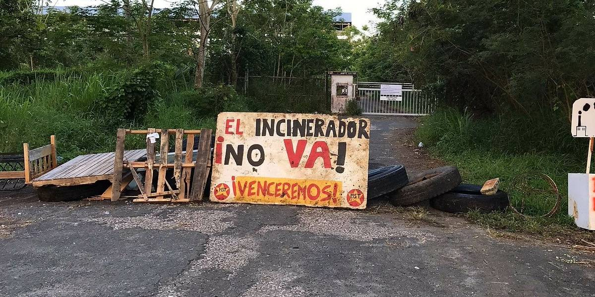 Energy Answers sigue con planes de construir el incinerador en Arecibo