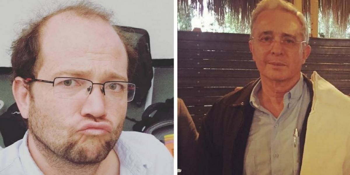 Partido de Uribe lo respalda ante críticas por acusación contra Daniel Samper