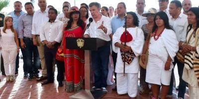 Intoxicado resultó un ministro y otras siete personas en evento con el Presidente