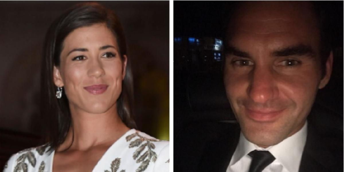 Muguruza invita a bailar a Federer a través de Twitter en la cena de Wimbledon