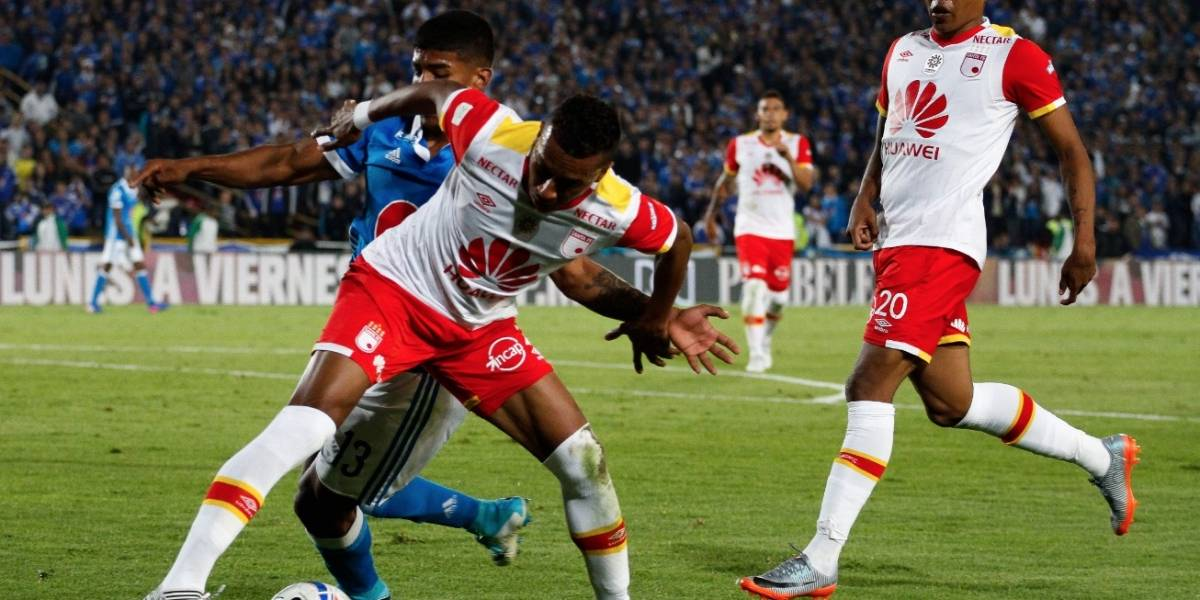 América, Junior y Santa Fe pican en punta en la fecha 2 de la Liga Águila
