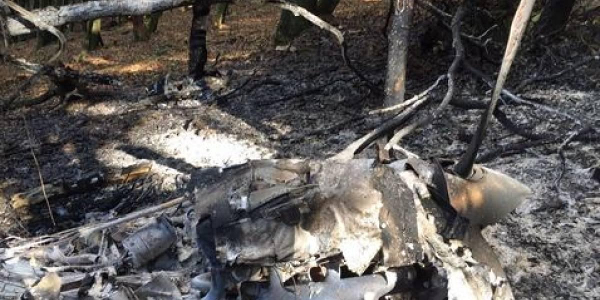 Se desploma avioneta en Tlajomulco; hay dos muertos
