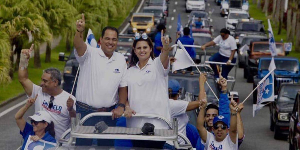 Continúa campaña de Carmelo Ríos por alcaldía de Guaynabo