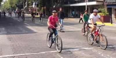 Carreras deportivas provocan cierres viales en la CDMX