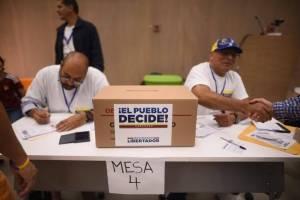 Consulta Popular Venezuela